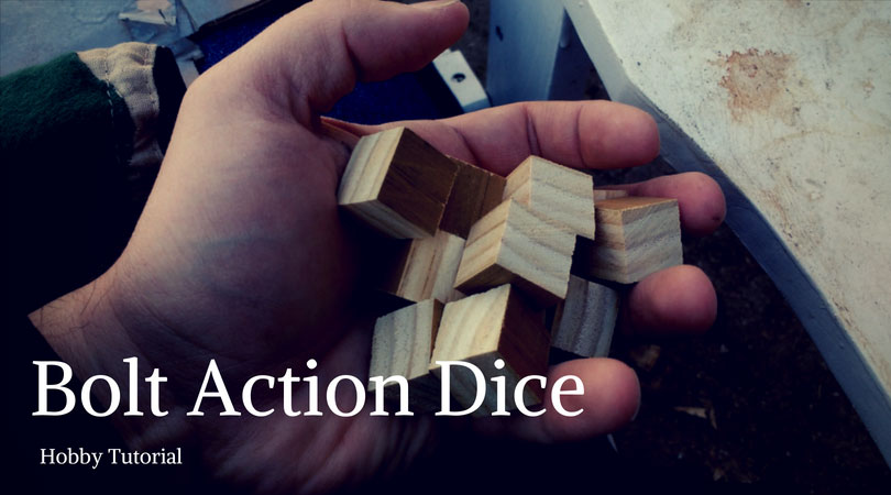 Bolt Action Dice