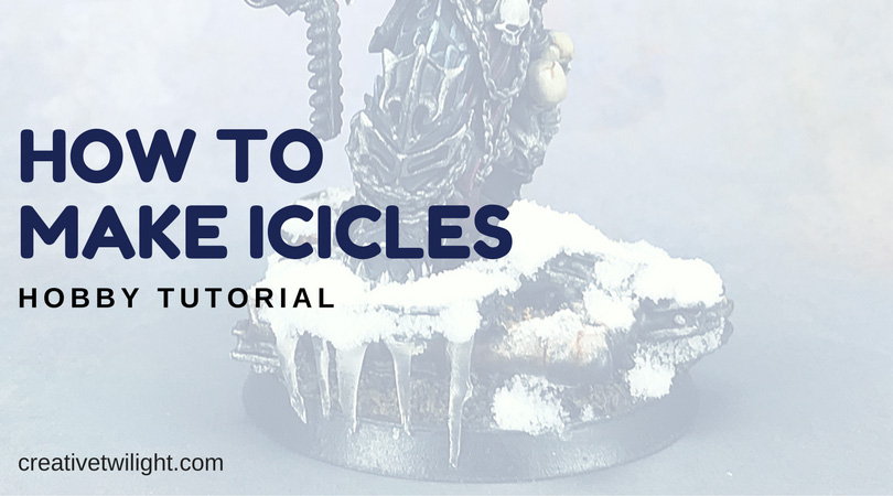 Making Icicles for Bases