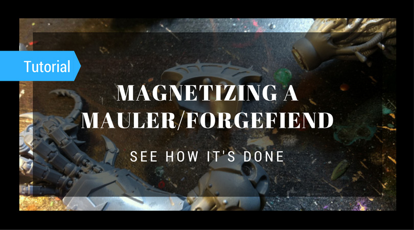 Magnetized Maulerfiend Forgefiend