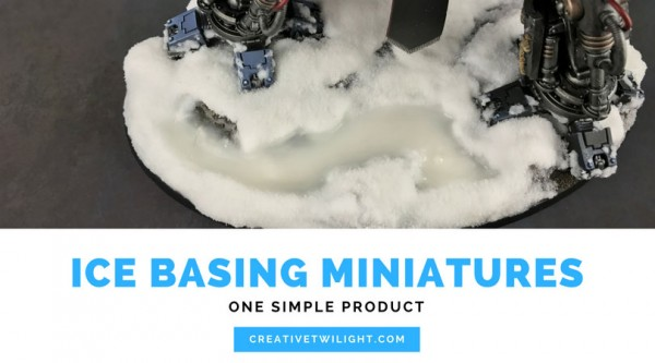 Miniature Ice Bases