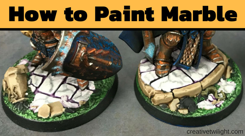 Painting Marble
