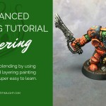 Blending by Advanced Layering