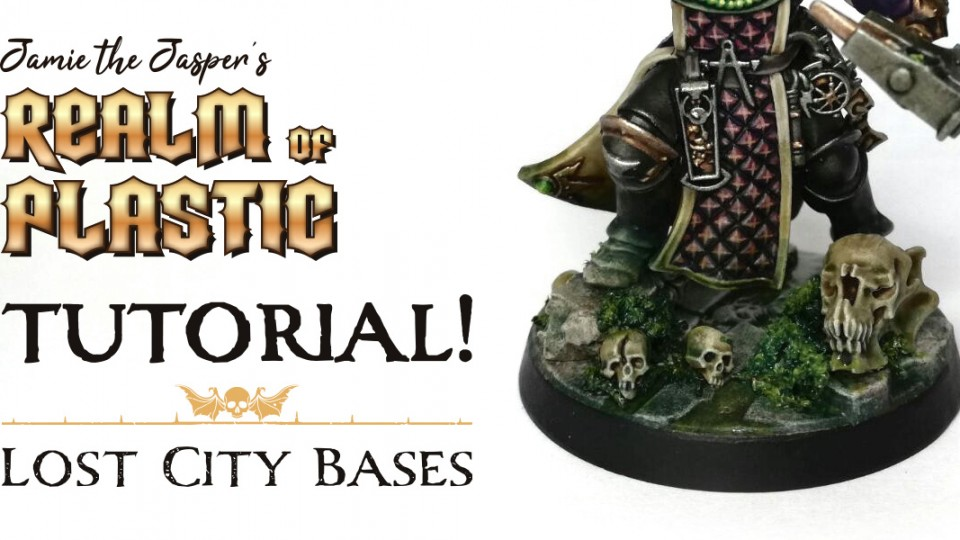 Basing Tutorial: Lost City Bases