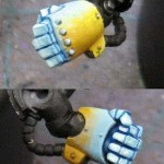 Learn How to Paint a Glowing Powerfist & the Theory Behind It