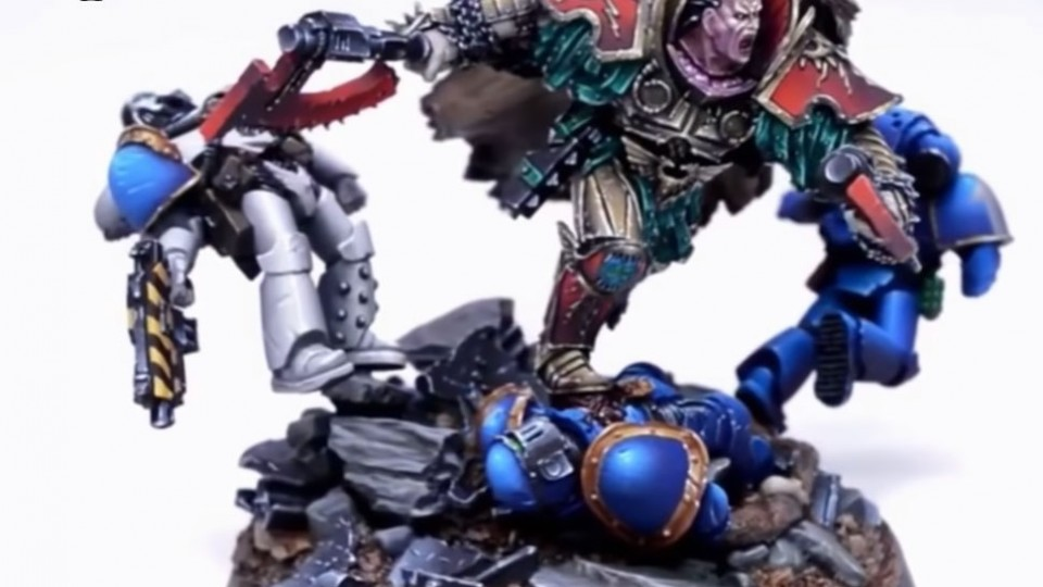 Kujo Painting NMM Highlights