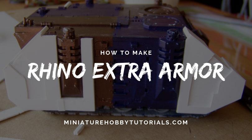 Rhino Extra Armor