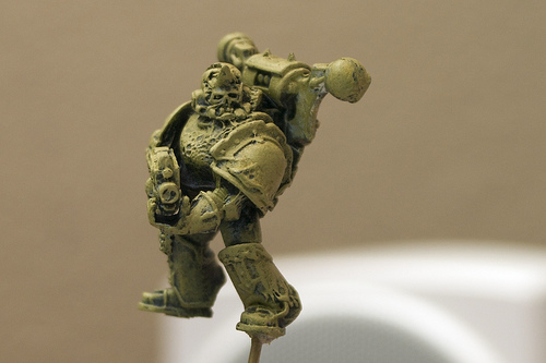 Death Guard - Step #4