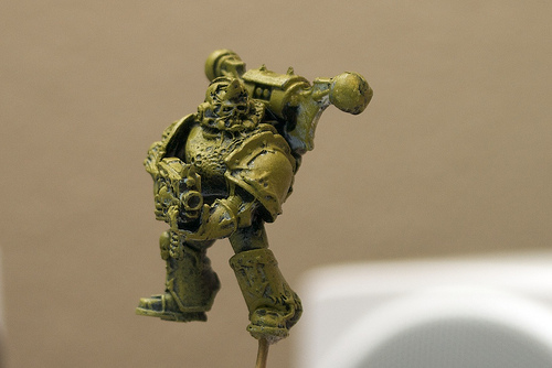 Death Guard - Step #3
