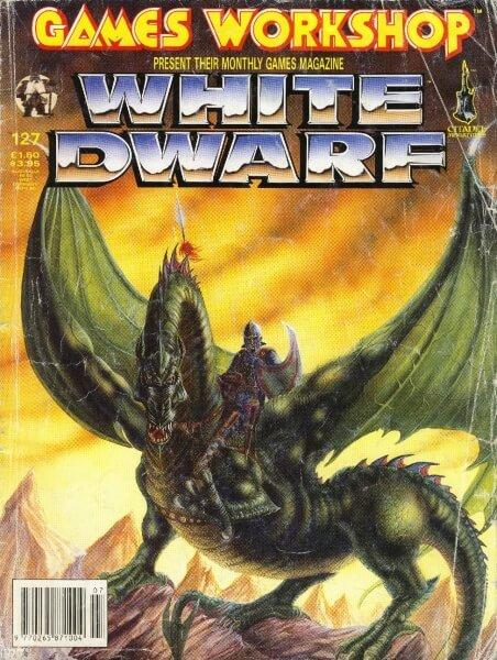white dwarf magazine 127
