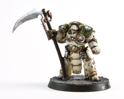 forge world deathshroud terminator