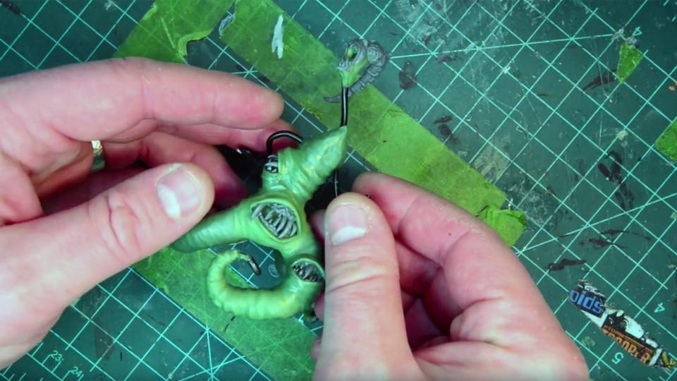 Armatures Sculpting