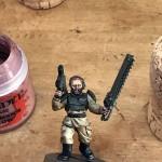 Painting Astra Militarum