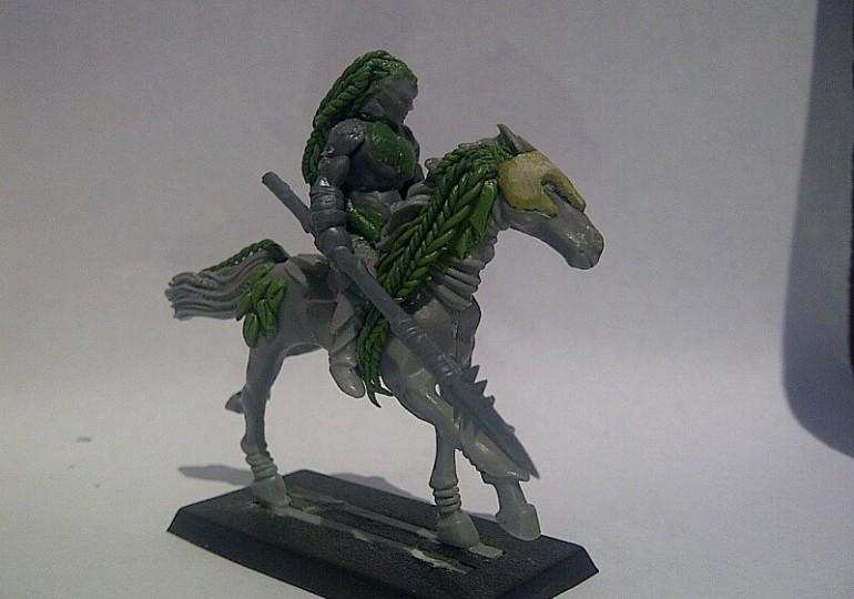 wild rider conversion sylvaneth wood elf