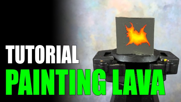 How to Paint Lava – Beginner & Advanced Techniques (Tutorial)