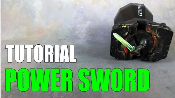 Power Sword Tutorial