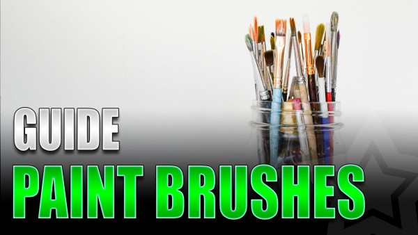 Miniature Paint Brushes