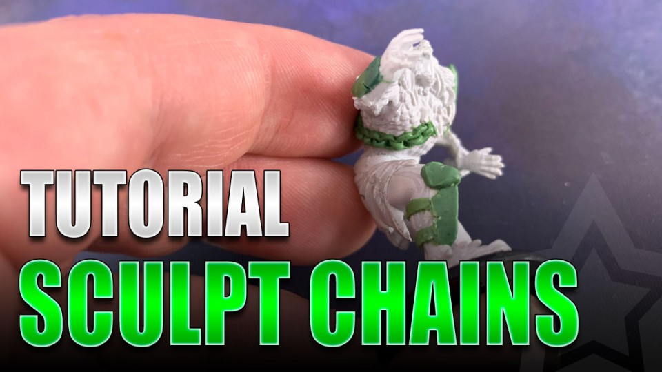 How to Sculpt Chains