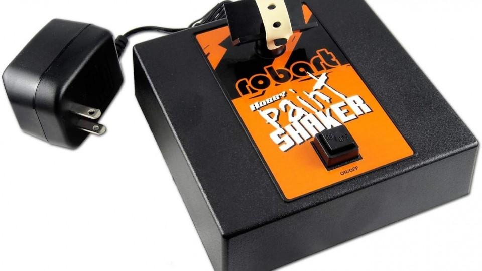 Robart Hobby Paint Mixer/Shaker