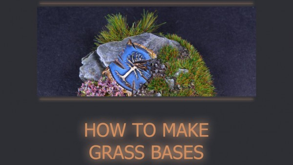 Static Grass Base
