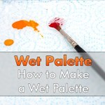 How To Make A Wet Palette