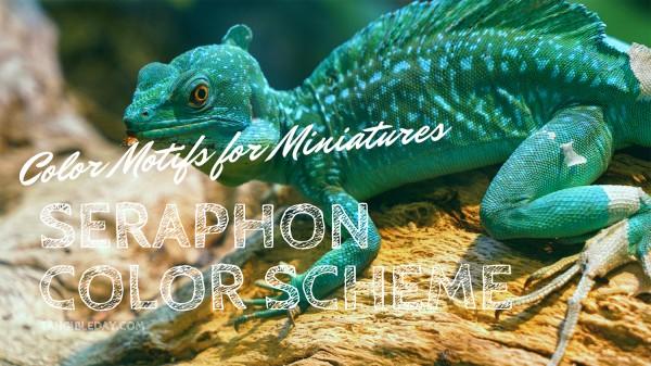 Seraphon Color Schemes
