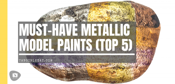 Best metallic paints for miniatures