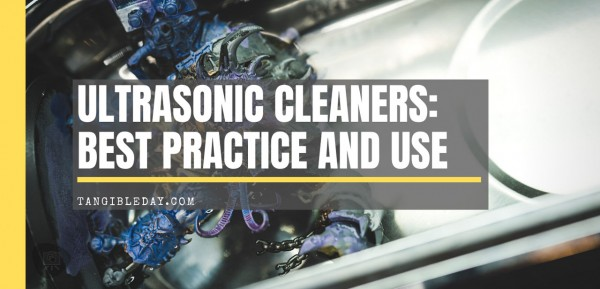 Ultrasonic cleaners guide