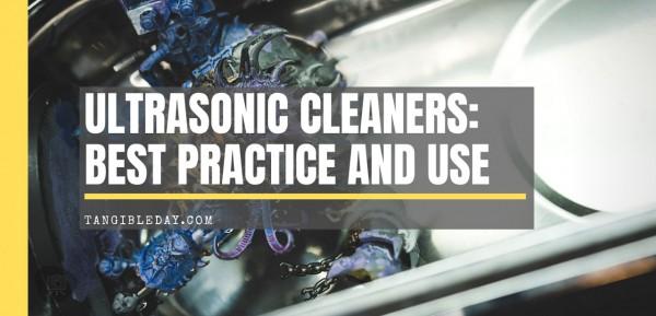 Ultrasonic cleaners guide