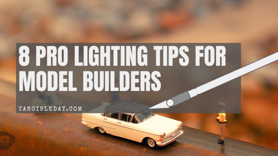 Tips for Lighting Miniatures