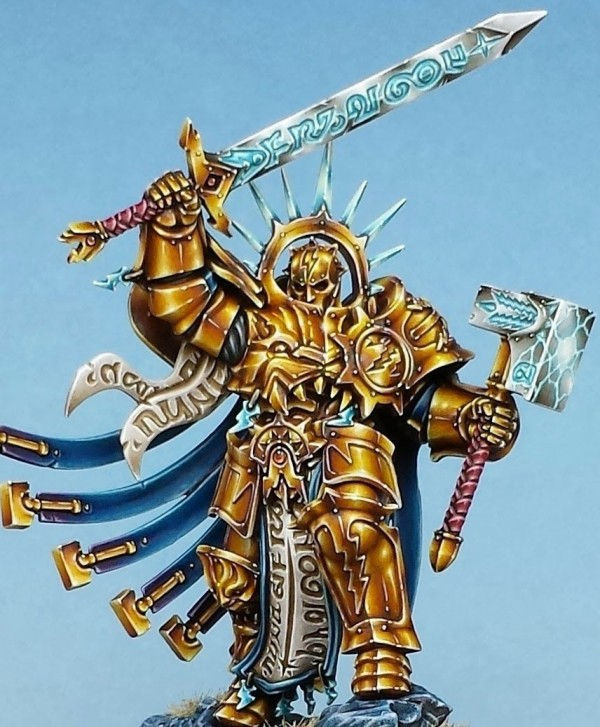 How to Paint NMM by Darren Latham