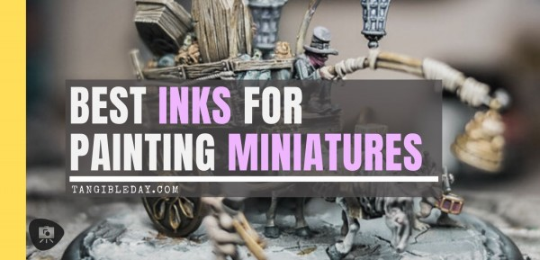 Inks for Miniature Painting